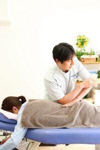 湘南ひらつか整体院のトリガーポイント療法