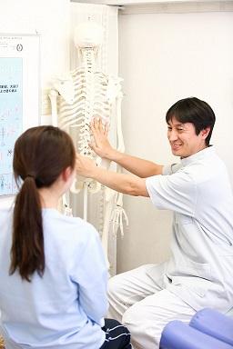 湘南ひらつか整体院の術後の説明