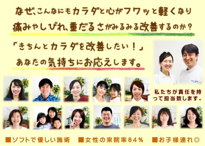 平塚で整体なら全身&骨盤バランス整体専門の湘南ひらつか整体院