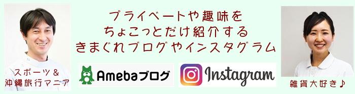 湘南ひらつか整体院の公式SNS(ブログ・インスタグラム)のご案内。